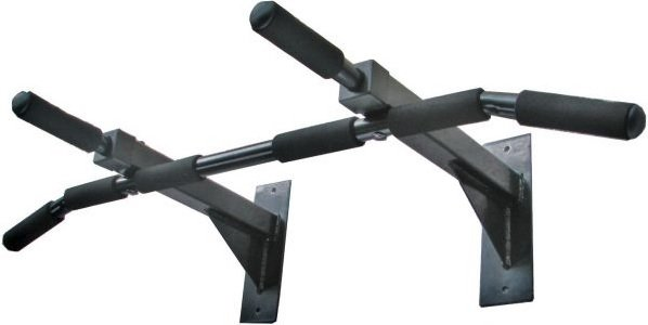 wall mounted pull up bar suitable for neutral grip