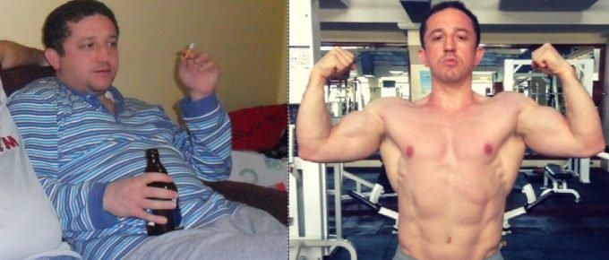 fit lean muscular