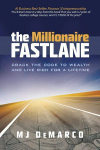 best books for men The Millionaire Fastlane